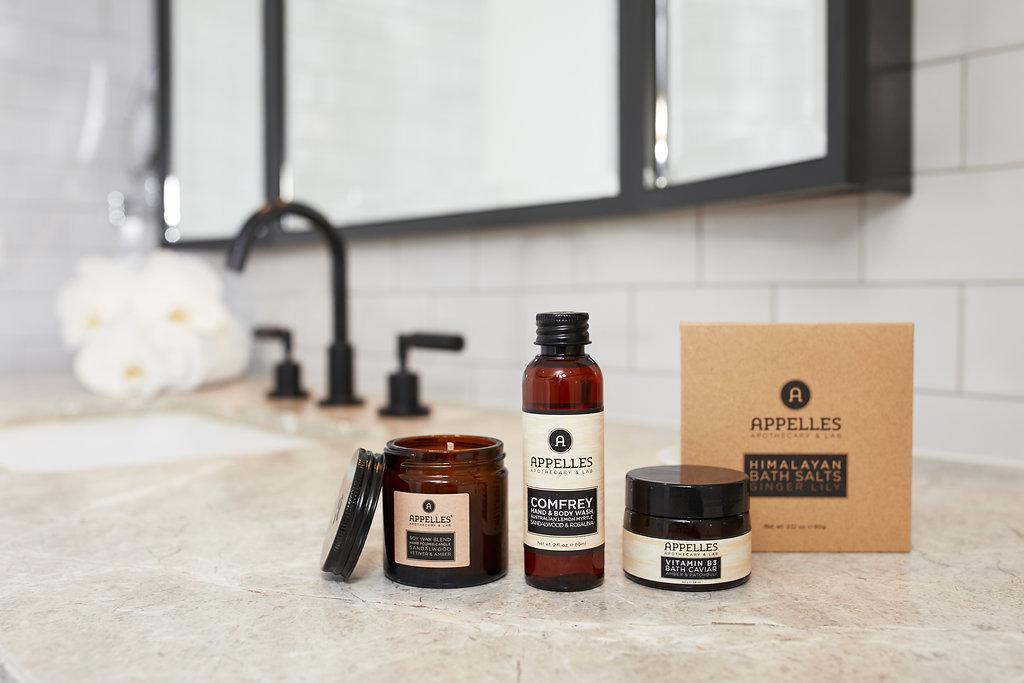 Appelles Bath Pack